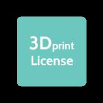 3D Print License